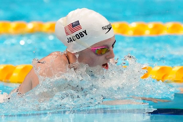 Πρόσωπα Ο.Α.: Η Γιάκομπι έγινε η πρώτη χρυσή Ολυμπιονίκης από την Αλάσκα