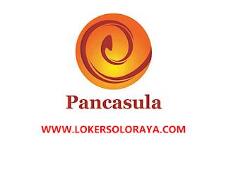 Loker Solo Head Departemen Produksi / Penyusun Dokumen di PT Pancasula Indonesia