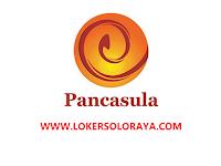 Loker Solo Staff Departemen Produksi / Penyusun Dokumen di PT Pancasula Indonesia