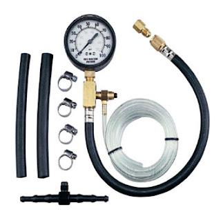 full pressure gauge