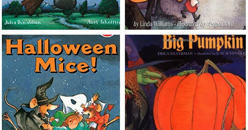 our top favorite best halloween preschool books preschool powol packets