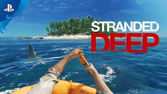 كيف تلعب لعبة Stranded Deep على جهاز الكمبيوتر