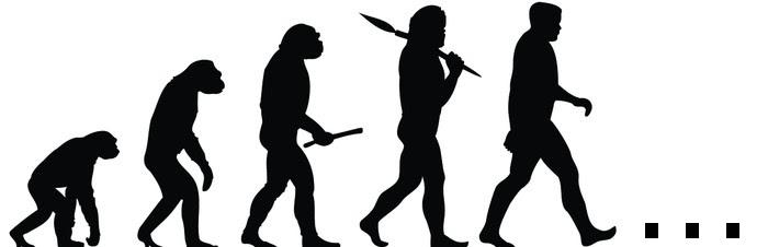 Vom Affe Zum Mensch