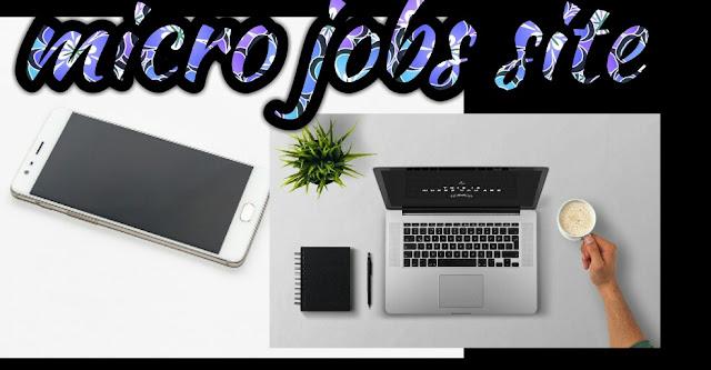 Faire de l'argent en ligne avec des sites de micro-emploi