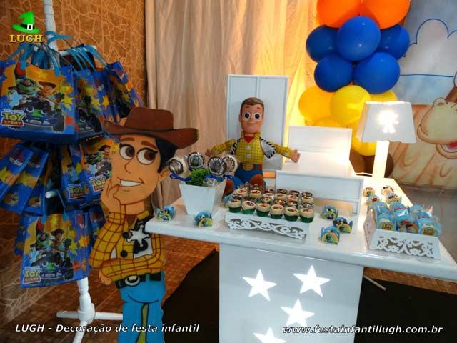 Decoração de festa infantil Toy Story - Aniversário