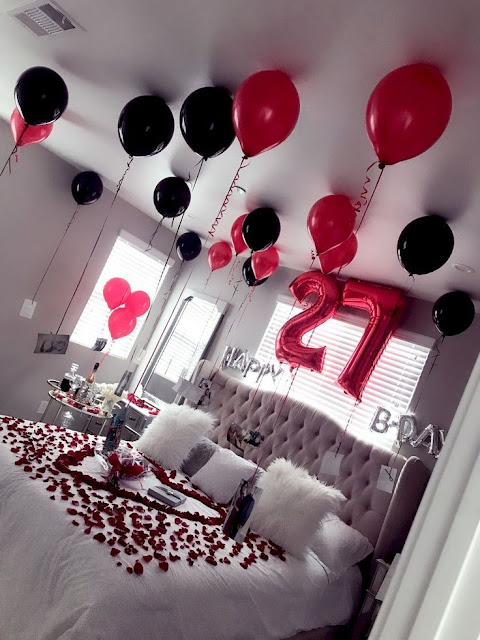 Top 10 Best Birthday Decoration Ideas For Husband At Home