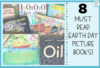 earth day picture books upper elementary