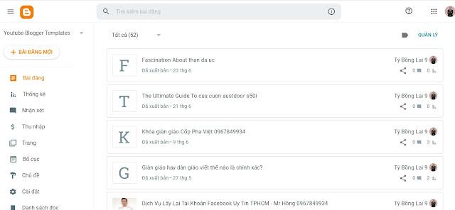 Cách cài đặt blog bán hàng như demo