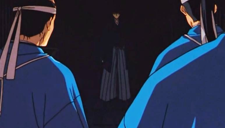 rurouni kenshin trust and betrayal ending relationship