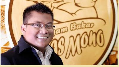 Pengusaha sukses Ayam Bakar Mas Mono berkat shalat Dhuha - berbagaireviews.com