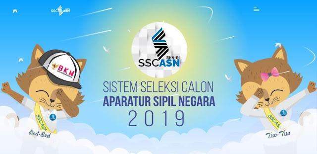 Pendaftaran cpns 2019 akan dibuka minggu ke 4 Oktober mendatang