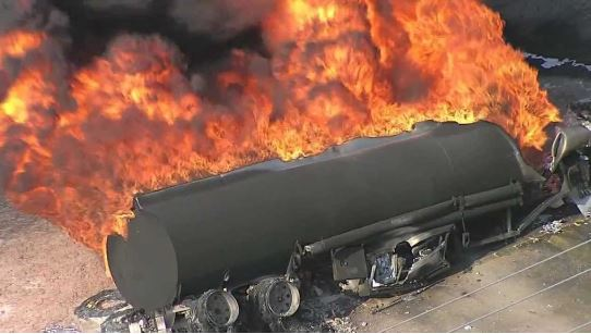 Benue Mourns As Victims Of Tanker Explosion Get Mass Burial