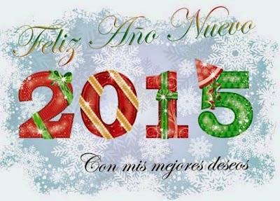 Feliz 2015 a todos mis Enredadores