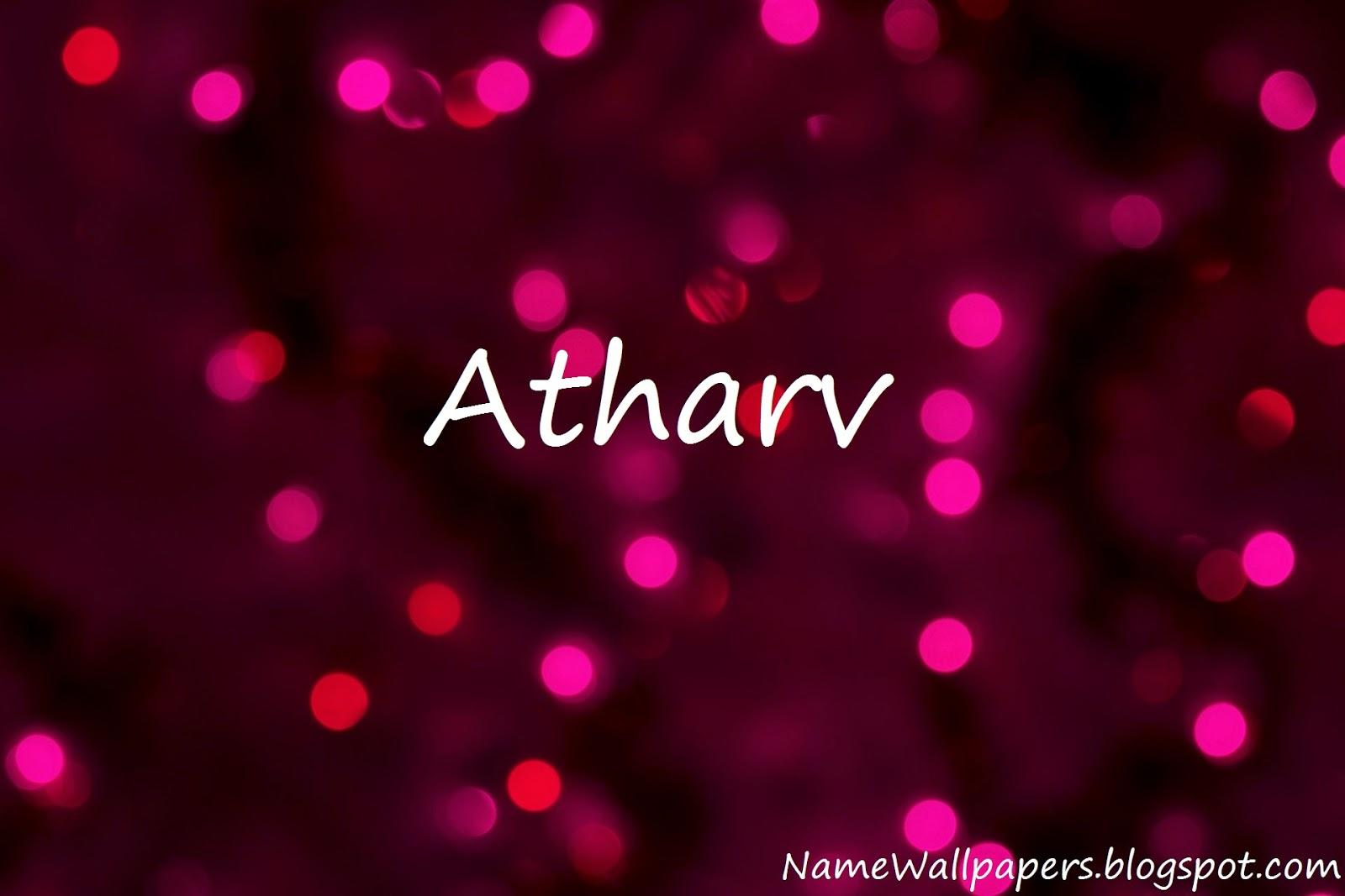 Atharv Name Wallpapers Atharv ~ Name Wallpaper Urdu Name ...