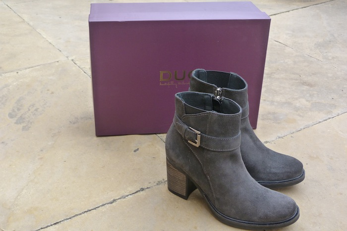 a picture of DUO ramone ankle boots