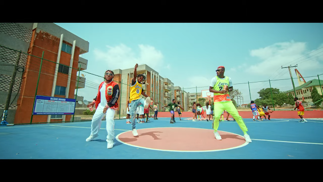 (Official Video) Keche - Good Mood Ft. Fameye