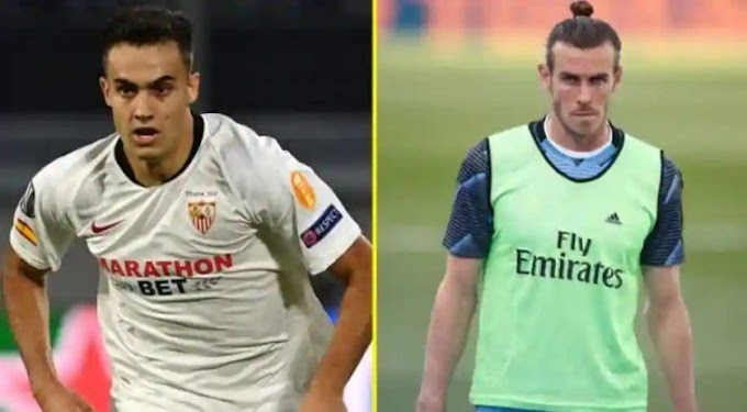 All Shirt Numbers Available To Gareth Bale And Sergio Reguilon At Tottenham