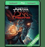 JUSTICE LEAGUE DARK: APOKOLIPS WAR (2020) WEB-DL 1080P HD MKV ESPAÑOL LATINO