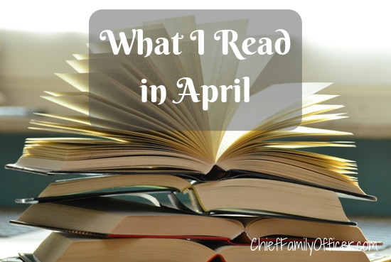 What I Read in April 2019