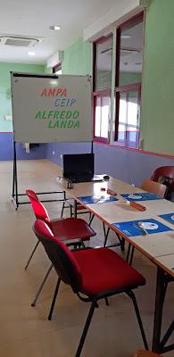 Proyectos TEA en el CEIP Alfredo Landa