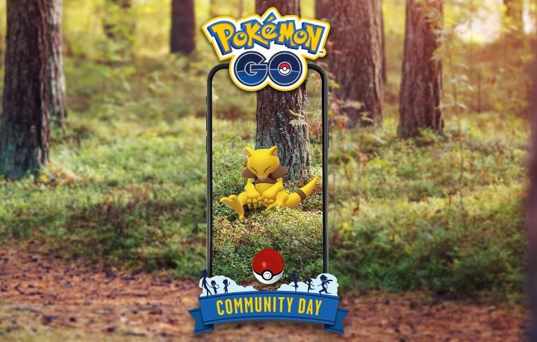 Dia Comunitário Pokémon GO Abra