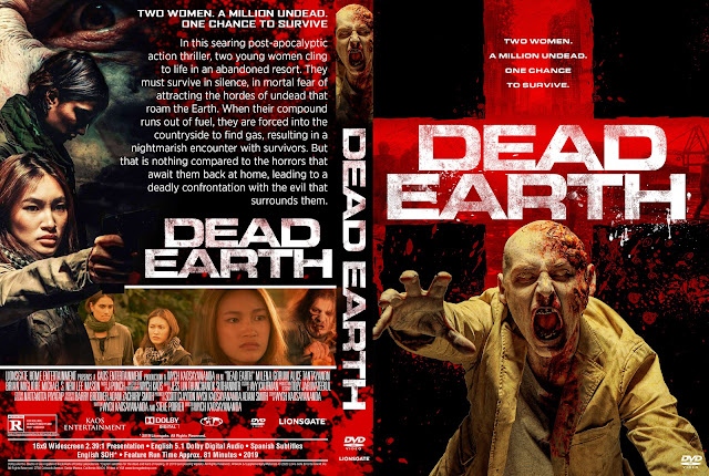 Dead Earth (Two of Us) DVD Cover