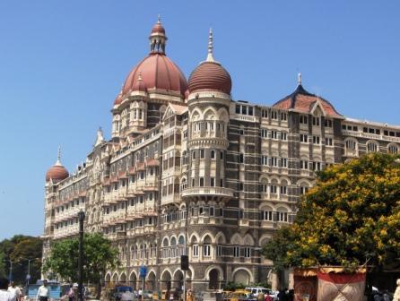 Hotel Taj in Mumbai