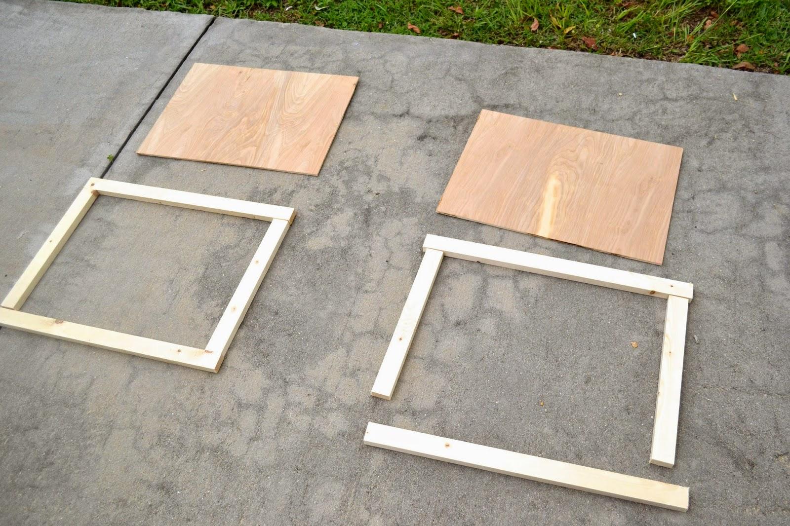 CK And Nate Header: DIY Simple Cabinet Doors