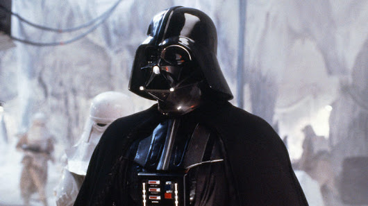 Darth Vader in the movies again! So awesome!