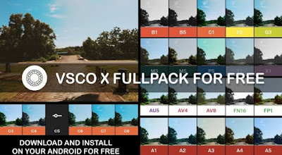 VSCO Cam Mod Fullpack v143  - (MOD Unlocked all filter/VSCO X) - [No Root] [Latest]