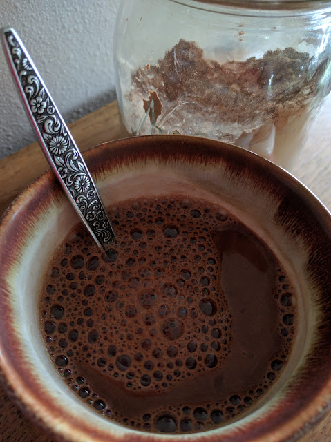 Your Healthy Morning Cup of Chocolate