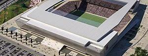 San Paolo  Stadio Corinthians