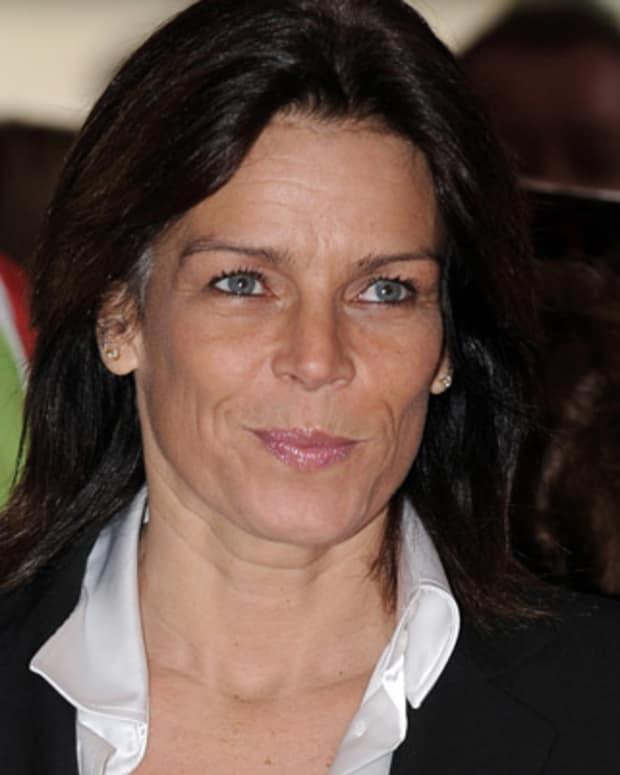 Princess Stephanie Of Monaco Nude