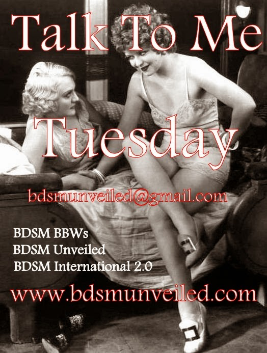 BDSM Talk Tuesdays