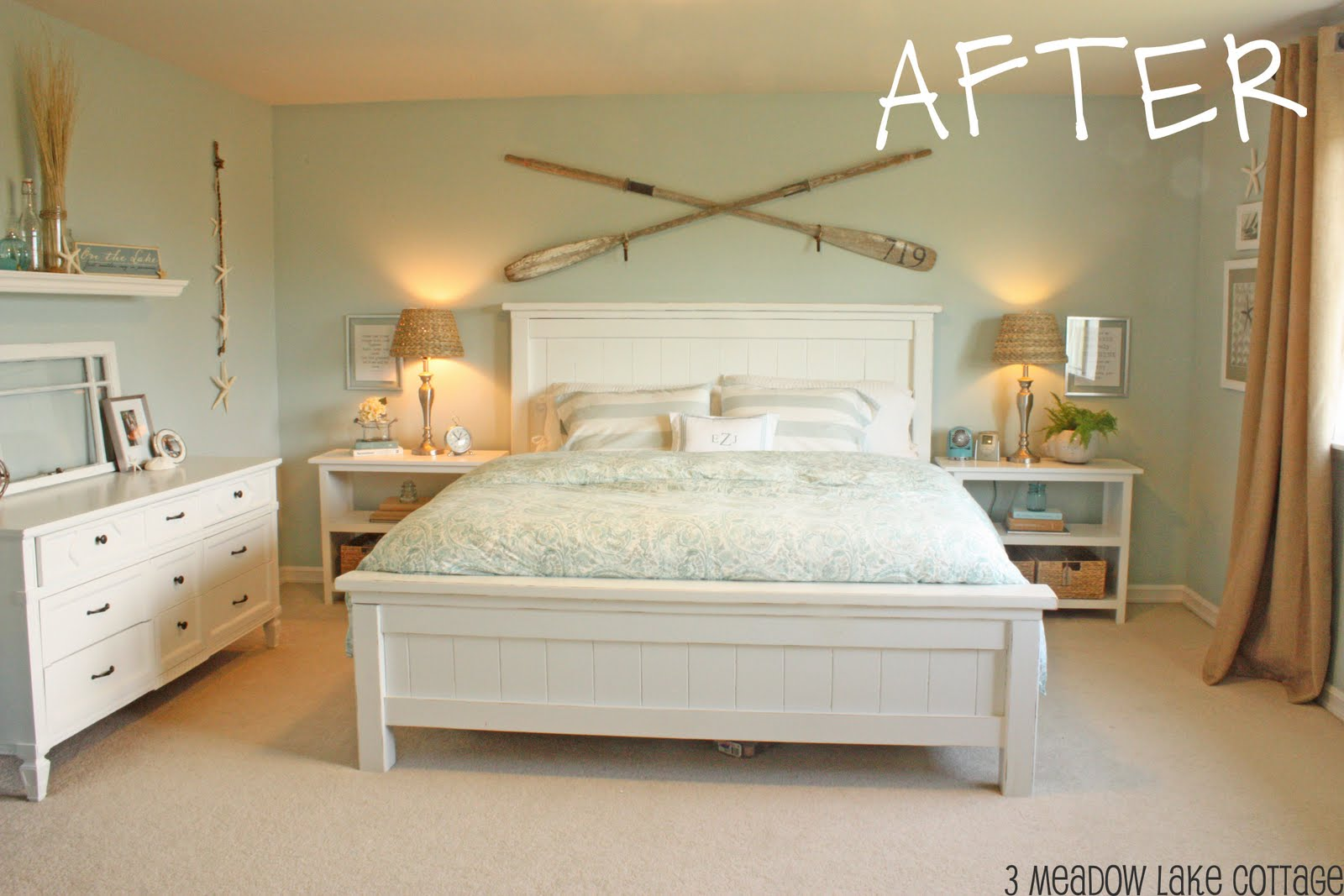 Beach Style Master Bedroom. 50 master bedroom ideas that go beyond ...