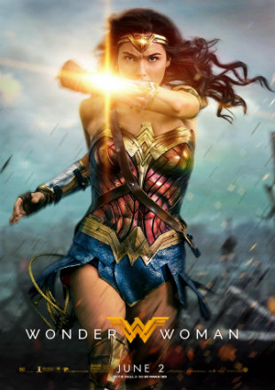 Wonder Woman 2017 Full English Movie Download BRRip 720p Hindi Sub