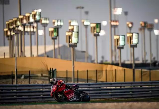 Tes Pramusim MotoGP 2020 di Qatar 2020