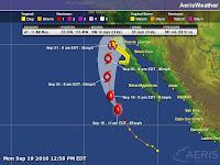 Ciclón tropical Paine