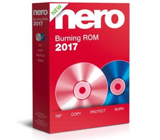 Nero Burning ROM 2017 18.0.01000(Español)(Mejor Quemador de CD/DVD)