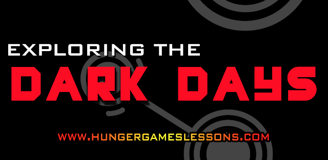 Suzanne Collins' prequel to The Hunger Games www.hungergameslessons.com