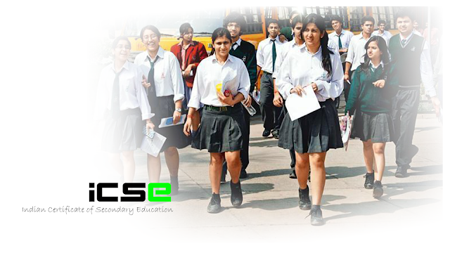 ICSE full form in English