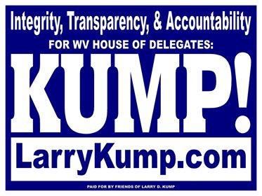 Working Together to Stay Independent: Blue Ridge Patriots endorse Kump!