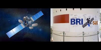 Satelit BRIsat Milik BRI Dukung Layanan Perbankan Digital