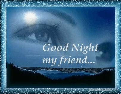 Good Night Sms Test Blog