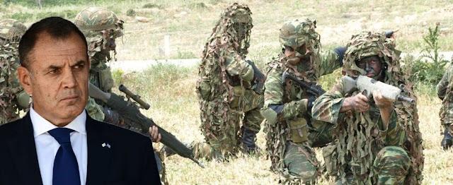 Τι δήλωσε ο Παναγιωτόπουλος για ανυποταξία-εκπλήρωση στρατιωτικών υποχρεώσεων (ΕΓΓΡΑΦΟ)