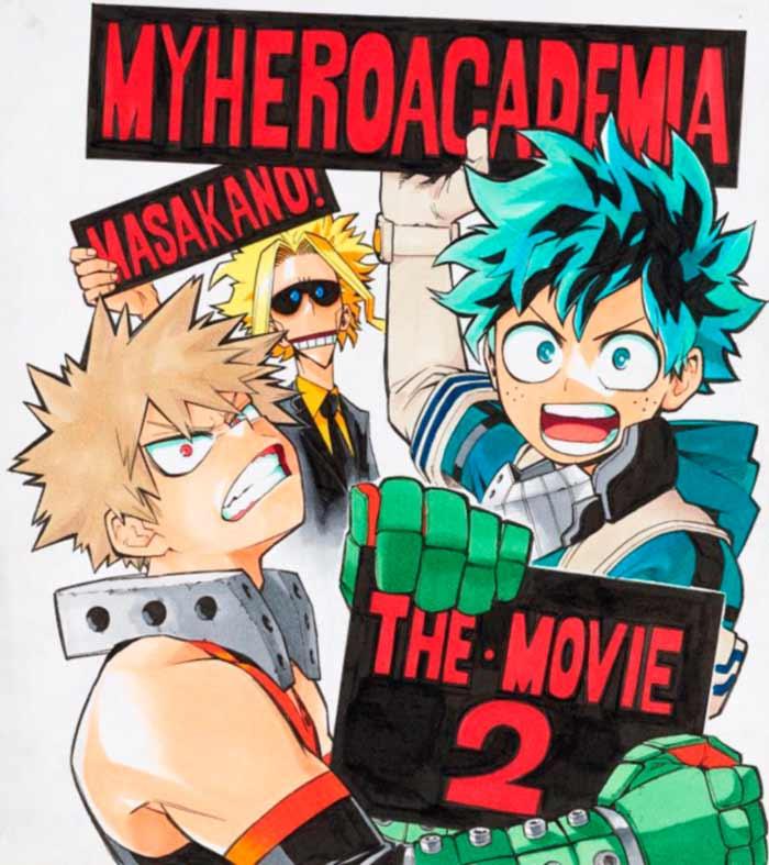 My Hero Academia: The Movie 2