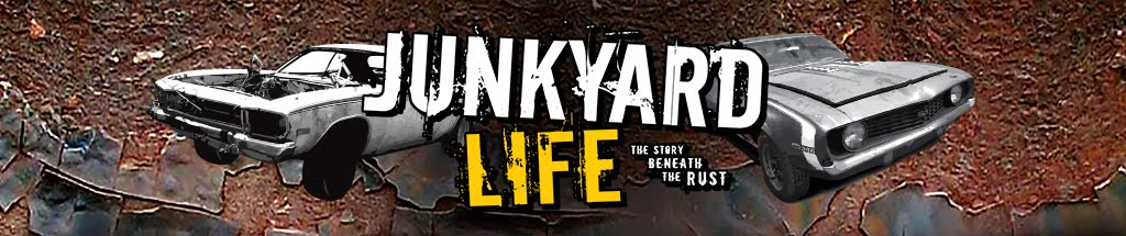 Junkyard Life: Classic Cars, Muscle Cars, Barn finds, Hot rods and part news