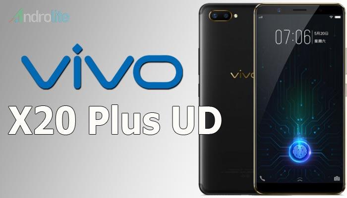 harga Vivo X20 Plus (X20+) UD