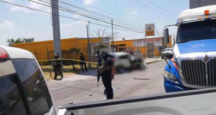 VIDEO: Se reporta fuerte balacera entre sicarios en Tamaulipas, deja dos muertos
