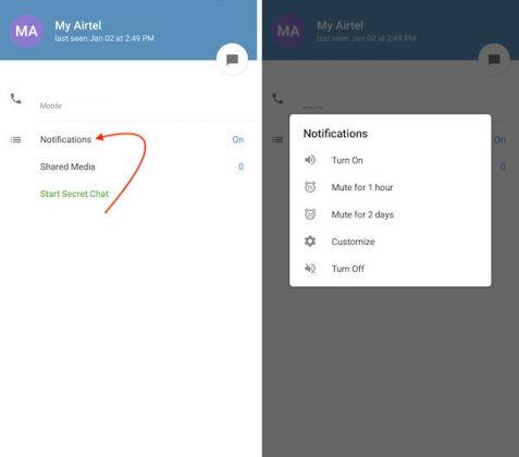 اسرار لاتعرفها عن تطبيق المراسلة الأمن Telegram